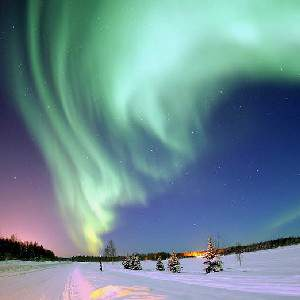 aurora borealis (northern-lights)