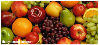 Fruits are good nutritional sources for the care of health